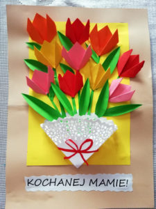 """""""Tulipany kochanej mamie"""" – Julia Wrocławska"""