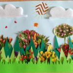 """""""Tulipany"""" - praca Anny Mizera"""
